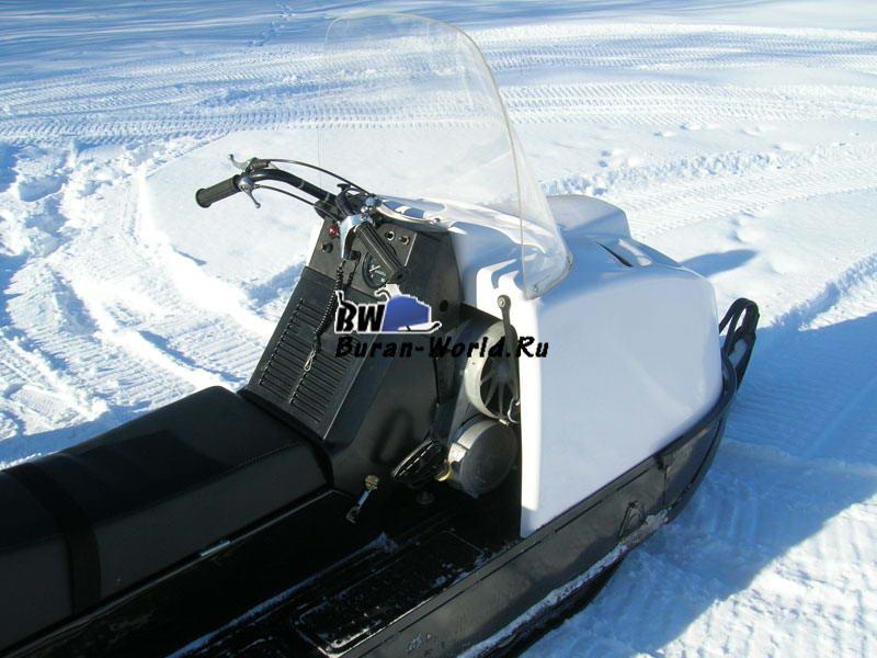 снегоход буран а (сб-640а)