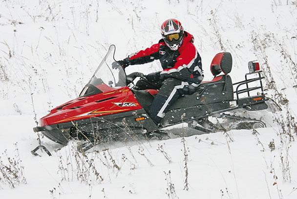 Ремонт снегохода тайга 500 своими руками