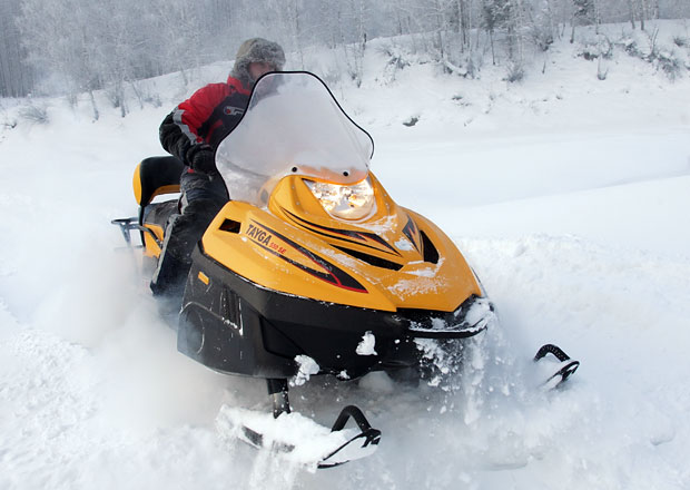 запчасти снегоход тайга рязань