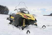 снегоход TIKSY 250