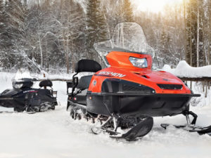 Запчасти для снегоходов Yamaha VK 540